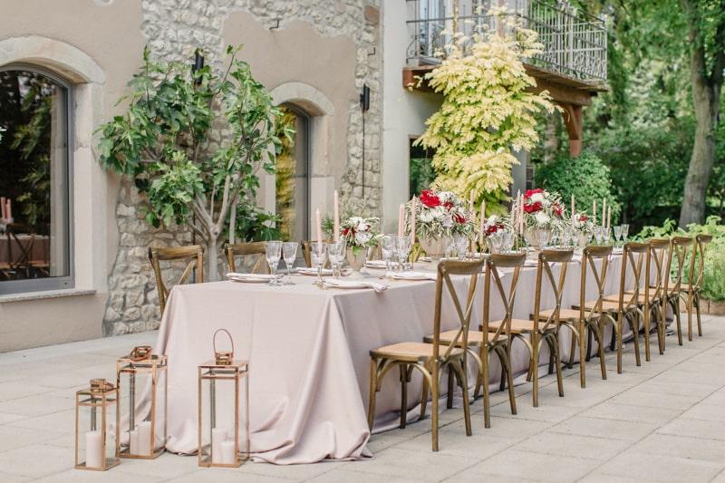 Hochzeit feiern Location