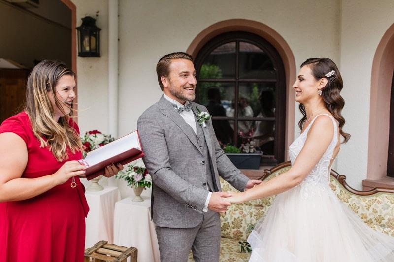 Weingut Hahn Hochzeit